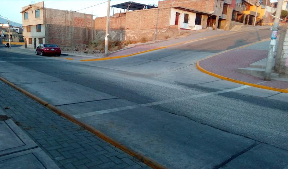 Venta de Terreno en Socabaya, Arequipa 5000m2 area total