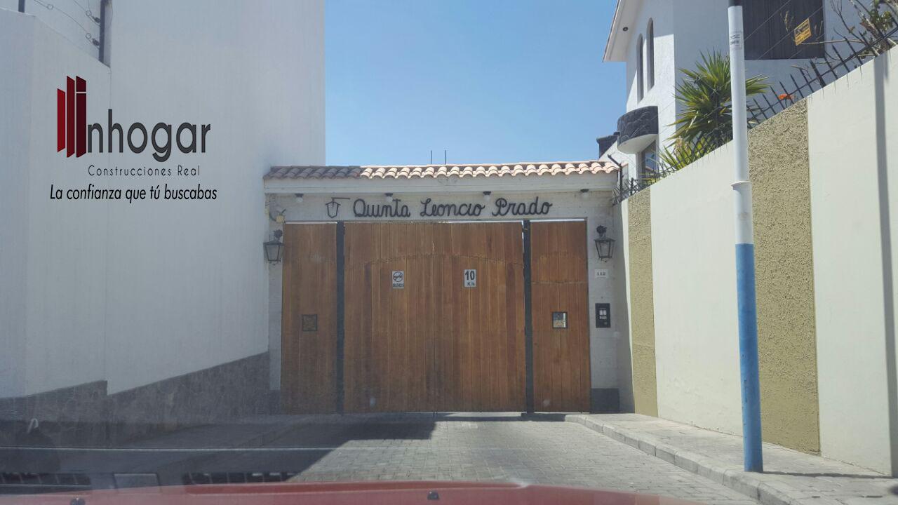 Venta de Departamento en Yanahuara, Arequipa con 2 baños - vista principal