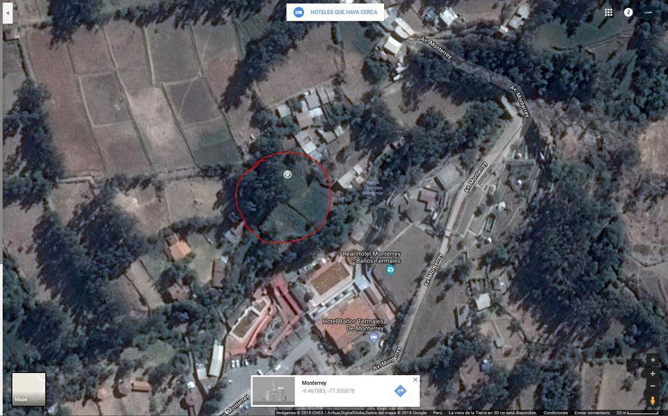 Venta de Terreno en Independencia, Ancash 1900m2 area total