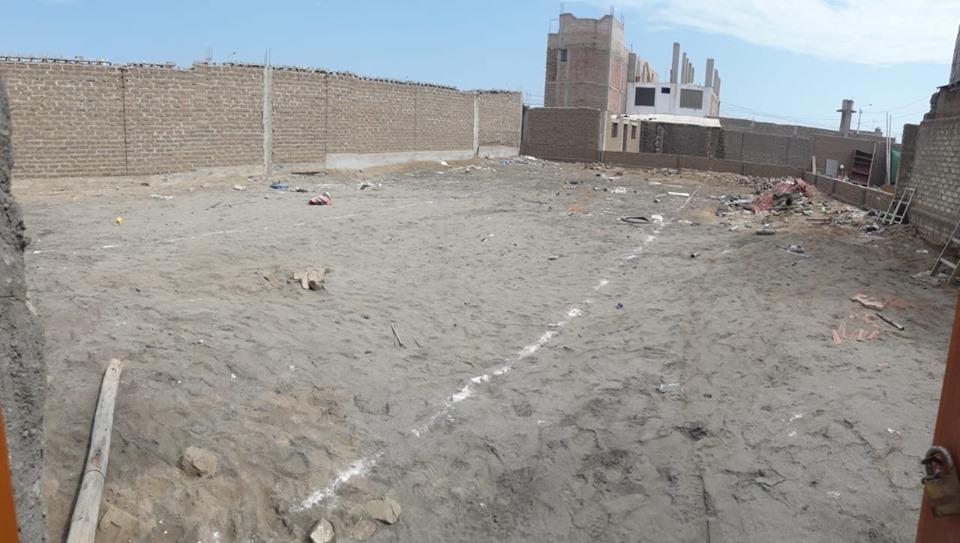 Venta de Terreno en Trujillo, La Libertad 123m2 area total