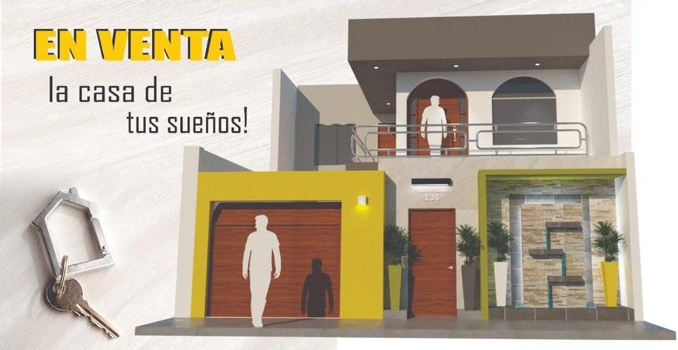 Venta de Casa en Trujillo, La Libertad 165m2 area total