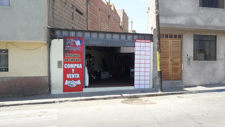Venta de Local en Tacna con 1 baño - vista principal