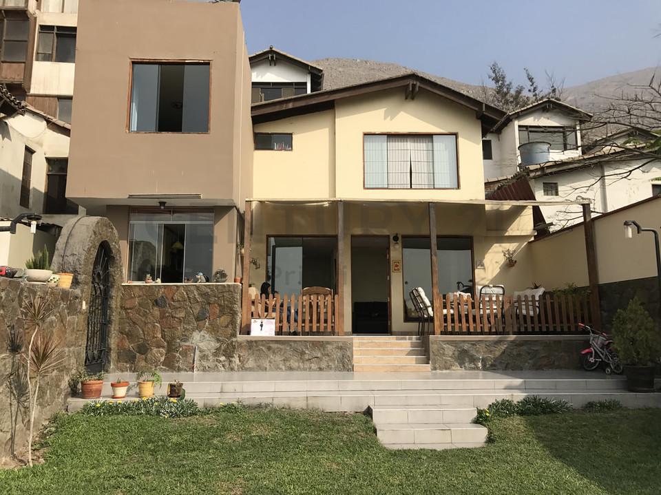 Venta de Casa en Chaclacayo, Lima con 4 dormitorios