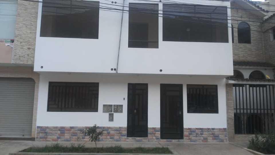Venta de Departamento en Amarilis, Huanuco con 3 dormitorios