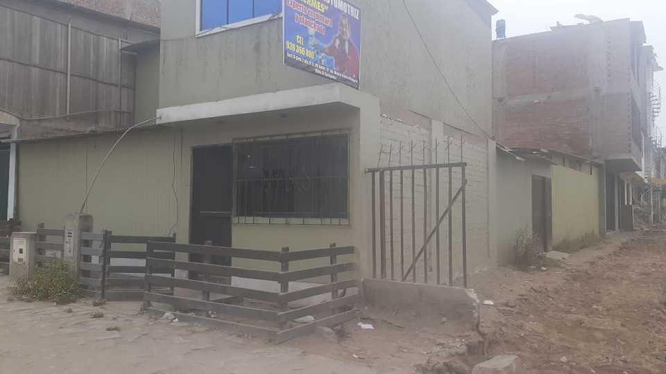 Venta de Casa en Villa El Salvador, Lima - vista principal