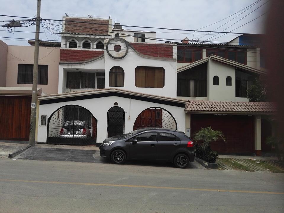 Alquiler de Habitación en La Molina, Lima con 1 baño
