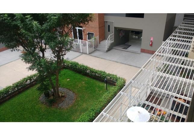 Alquiler de Departamento en Miraflores, Lima con 2 baños - vista principal