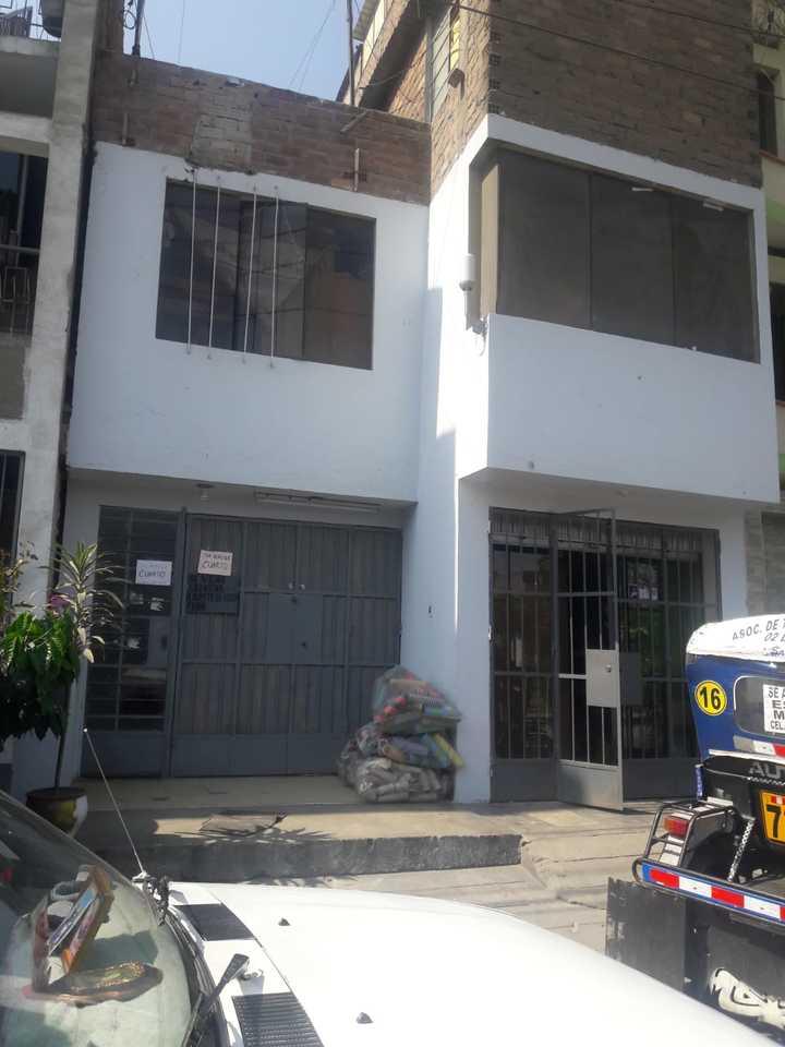 Venta de Casa en Santa Anita, Lima - vista principal