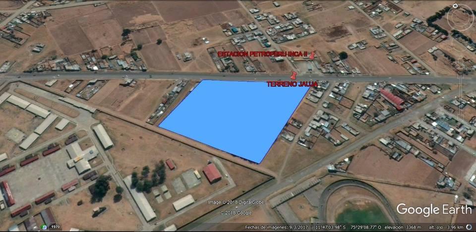 Venta de Terreno en Muquiyauyo, Junin 28000m2 area total