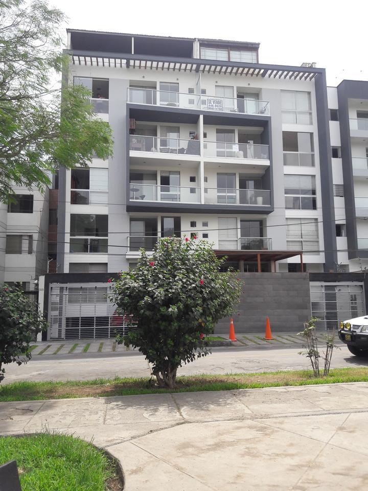 Alquiler de Departamento en Santiago De Surco, Lima con 3 baños
