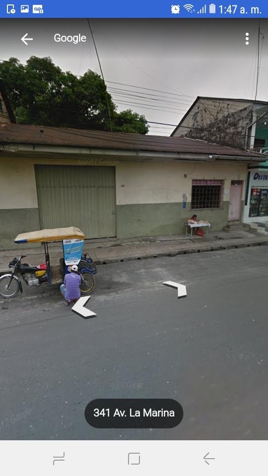 Venta de Local en Iquitos, Loreto con 2 baños