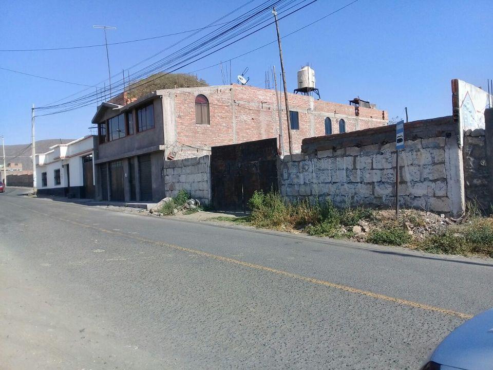Venta de Terreno en Characato, Arequipa 690m2 area total - vista principal