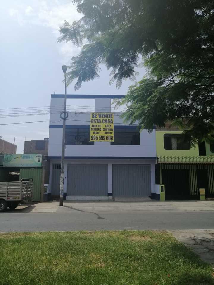 Venta de Casa en Comas, Lima - vista principal