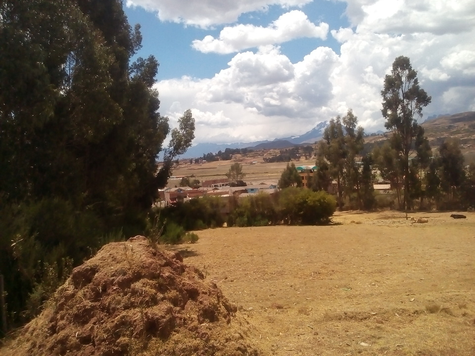 Venta de Terreno en Chinchero, Cusco 630m2 area total