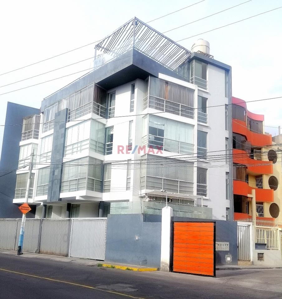 Venta de Departamento en Yanahuara, Arequipa con 3 dormitorios