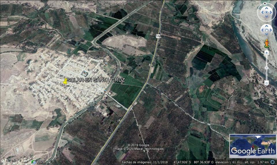Venta de Terreno en Querecotillo, Piura 55m2 area total