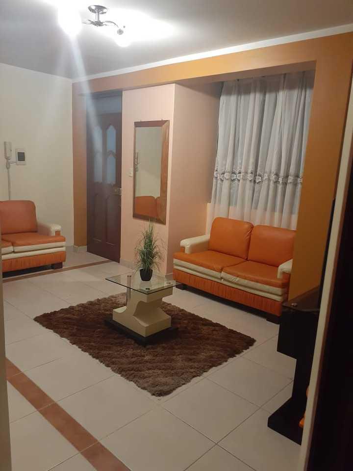 Alquiler de Departamento en Ayacucho con 3 dormitorios con 2 baños