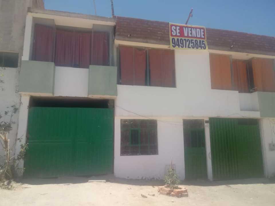 Venta de Casa en Cerro Colorado, Arequipa con 2 baños