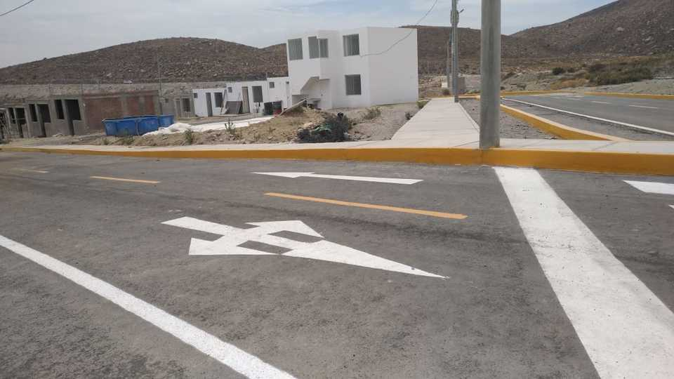Venta de Terreno en Chiguata, Arequipa 120m2 area total