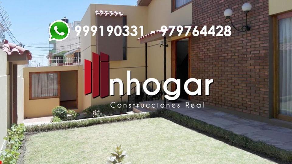 Alquiler de Casa en Cayma, Arequipa con 4 dormitorios - vista principal