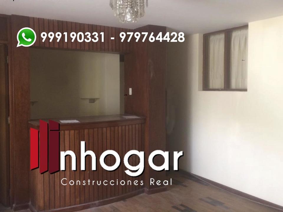 Alquiler de Casa en Yanahuara, Arequipa con 3 dormitorios - vista principal