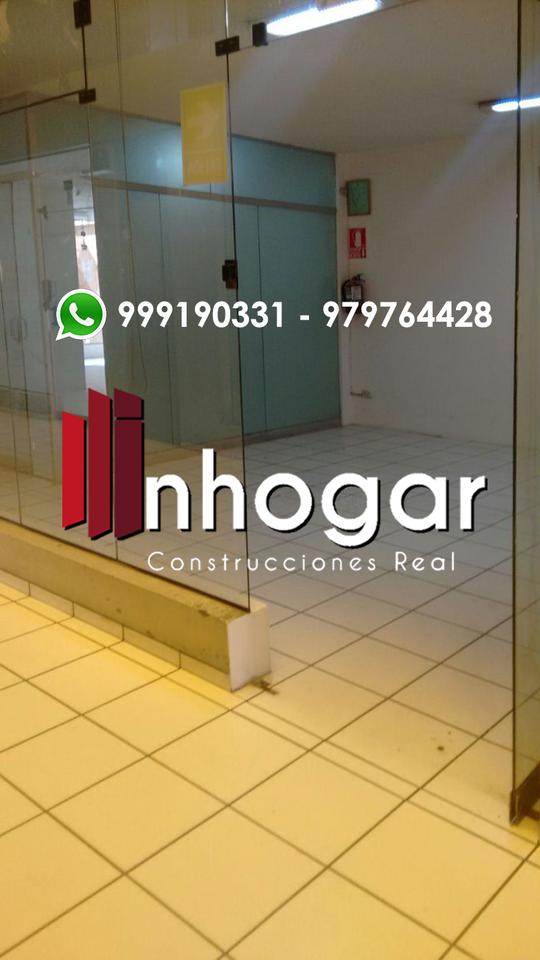 Alquiler de Local en Arequipa con 1 baño - 30m2 area total