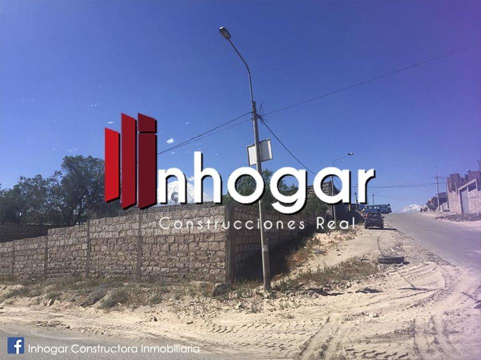Venta de Terreno en Cerro Colorado, Arequipa 2021m2 area total - vista principal