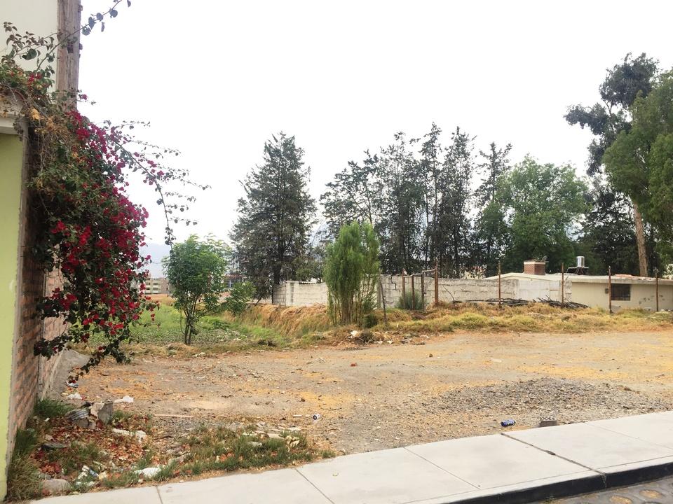 Venta de Terreno en Jose Luis Bustamante Y Rivero, Arequipa 170m2 area total - vista principal