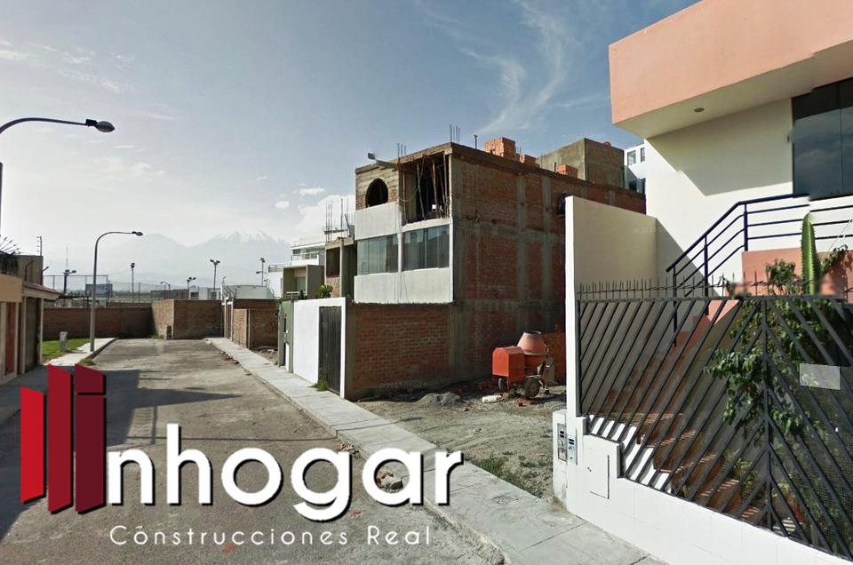 Venta de Terreno en Arequipa 150m2 area total 150m2 area construida - vista principal