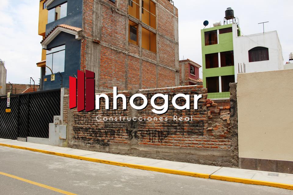 Venta de Terreno en Yanahuara, Arequipa - vista principal