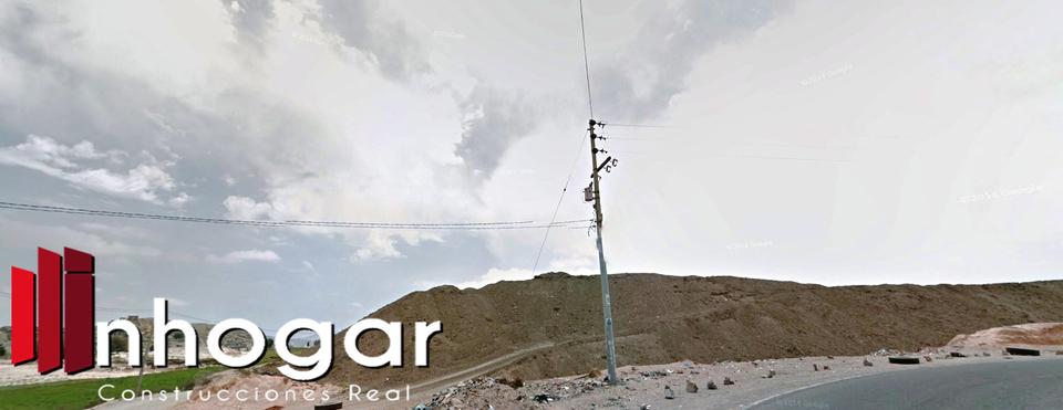Venta de Terreno en Cerro Colorado, Arequipa - vista principal