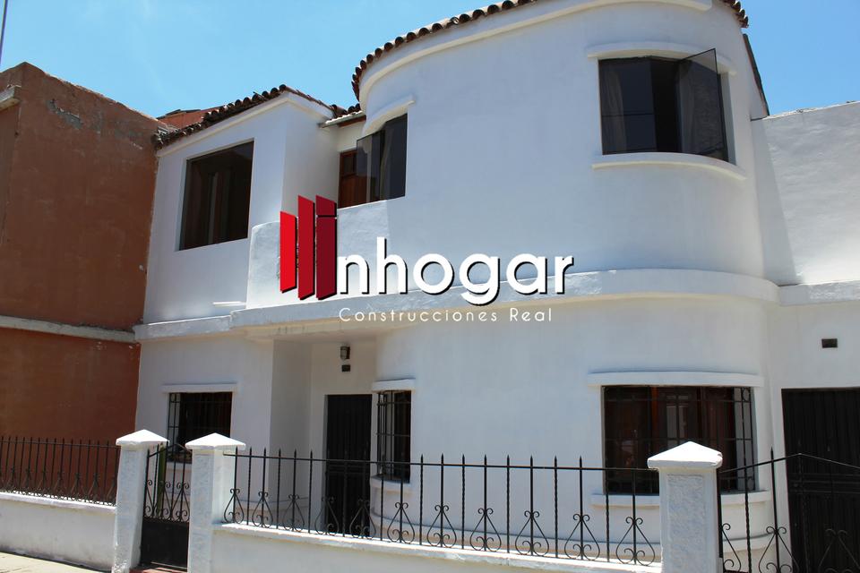 Venta de Casa en Arequipa con 8 dormitorios con 3 baños - vista principal