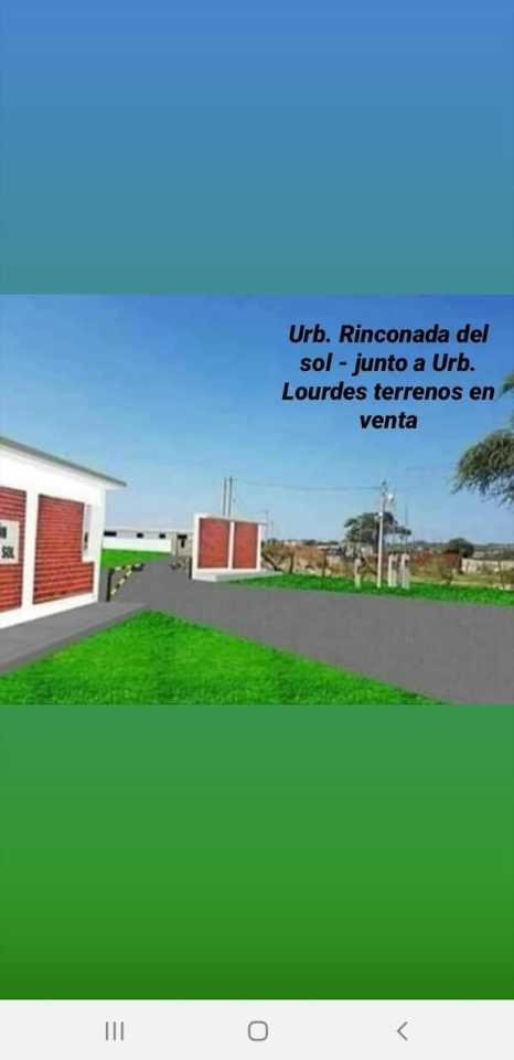 Venta de Terreno en Piura 200m2 area total 150m2 area construida