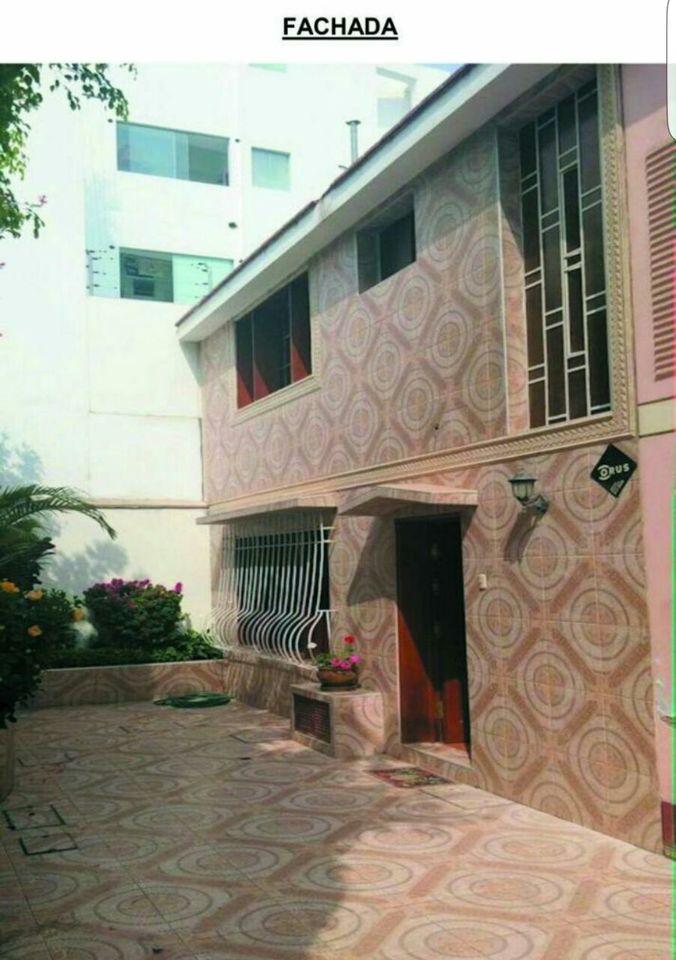 Venta de Casa en San Isidro, Lima con 4 dormitorios - vista principal