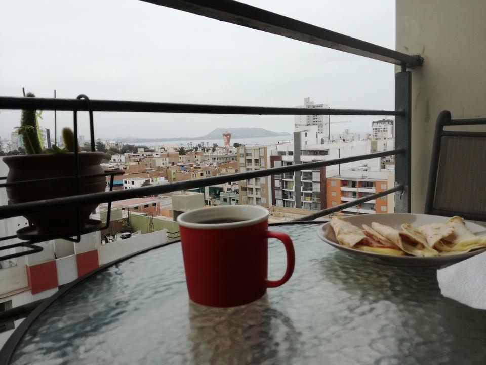 Alquiler de Habitación en Magdalena Del Mar, Lima con 1 baño