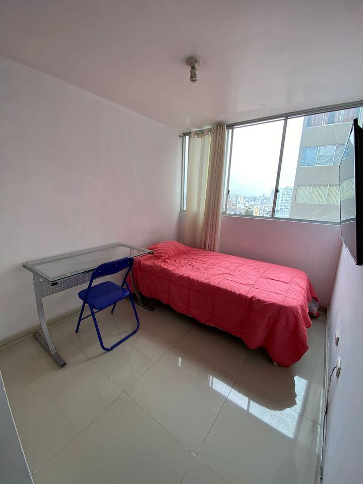 Alquiler de Habitación en Lima con 3 baños - vista principal