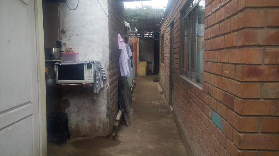 Venta de Terreno en Lima 200m2 area total 200m2 area construida