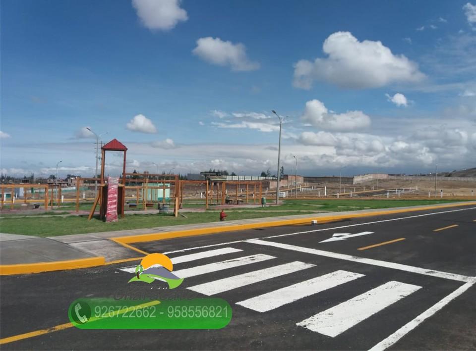 Venta de Terreno en Characato, Arequipa 96m2 area total