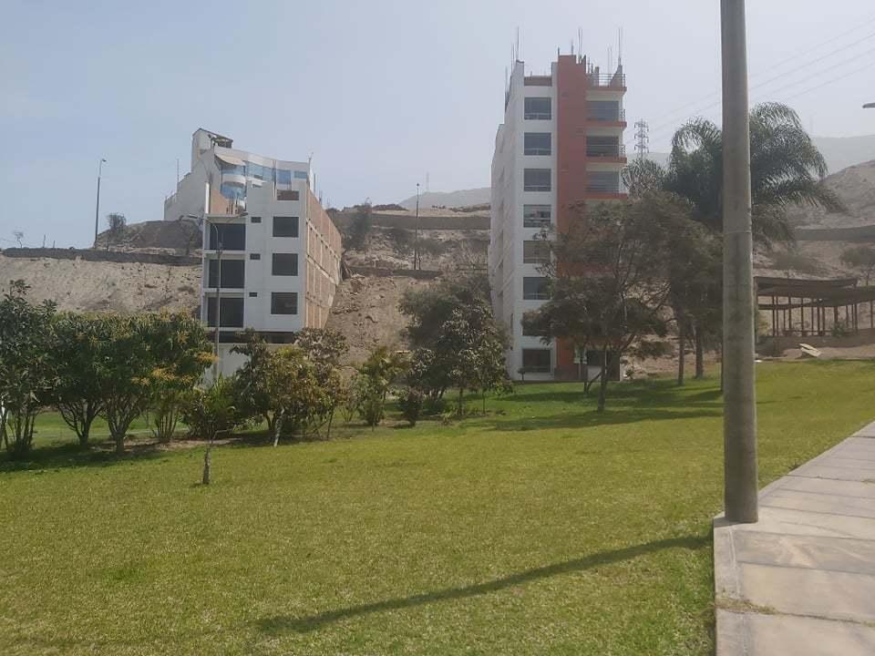 Venta de Terreno en Lurigancho, Lima 198m2 area total
