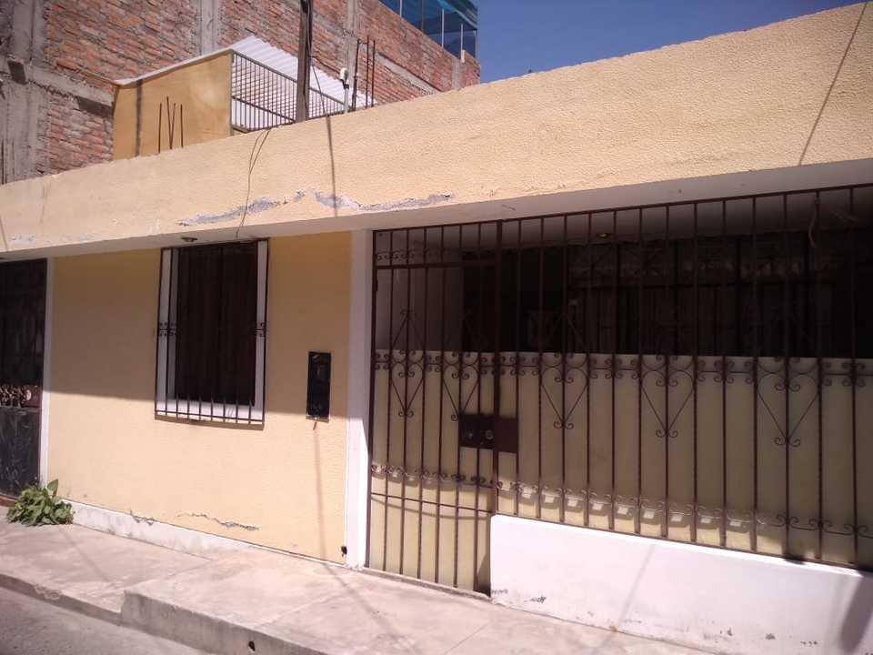 Alquiler de Casa en Socabaya, Arequipa - vista principal