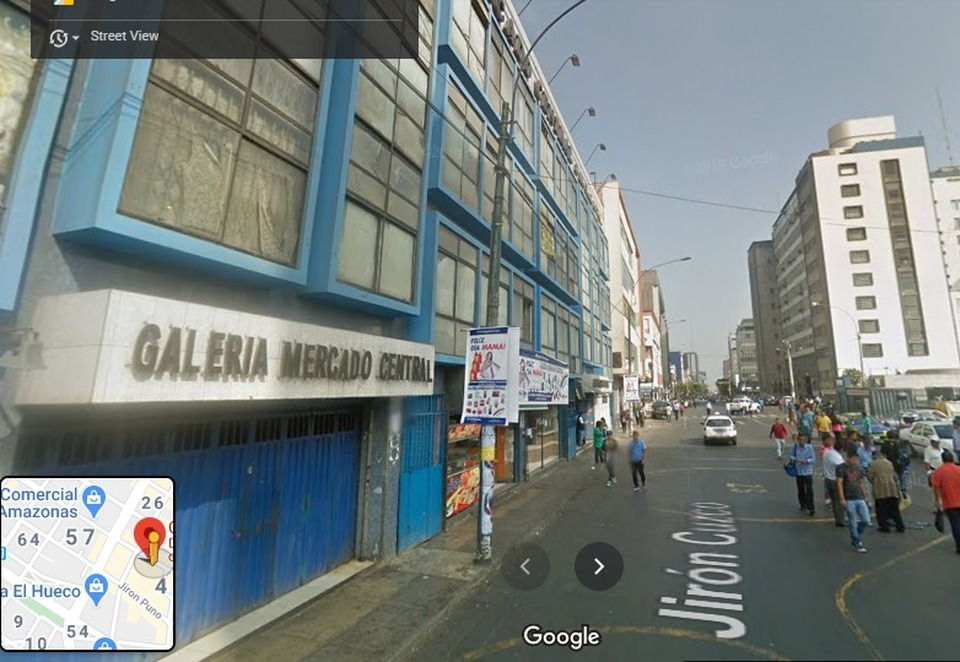 Venta de Local en Lima 3m2 area total 3m2 area construida