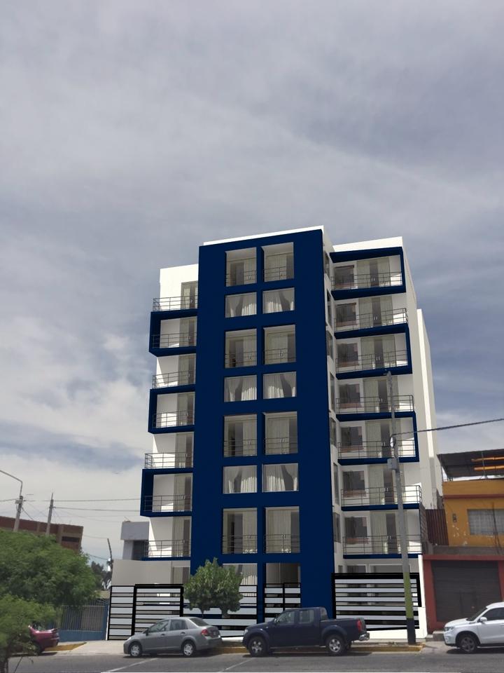 Venta de Departamento en Alto Selva Alegre, Arequipa con 2 baños - vista principal