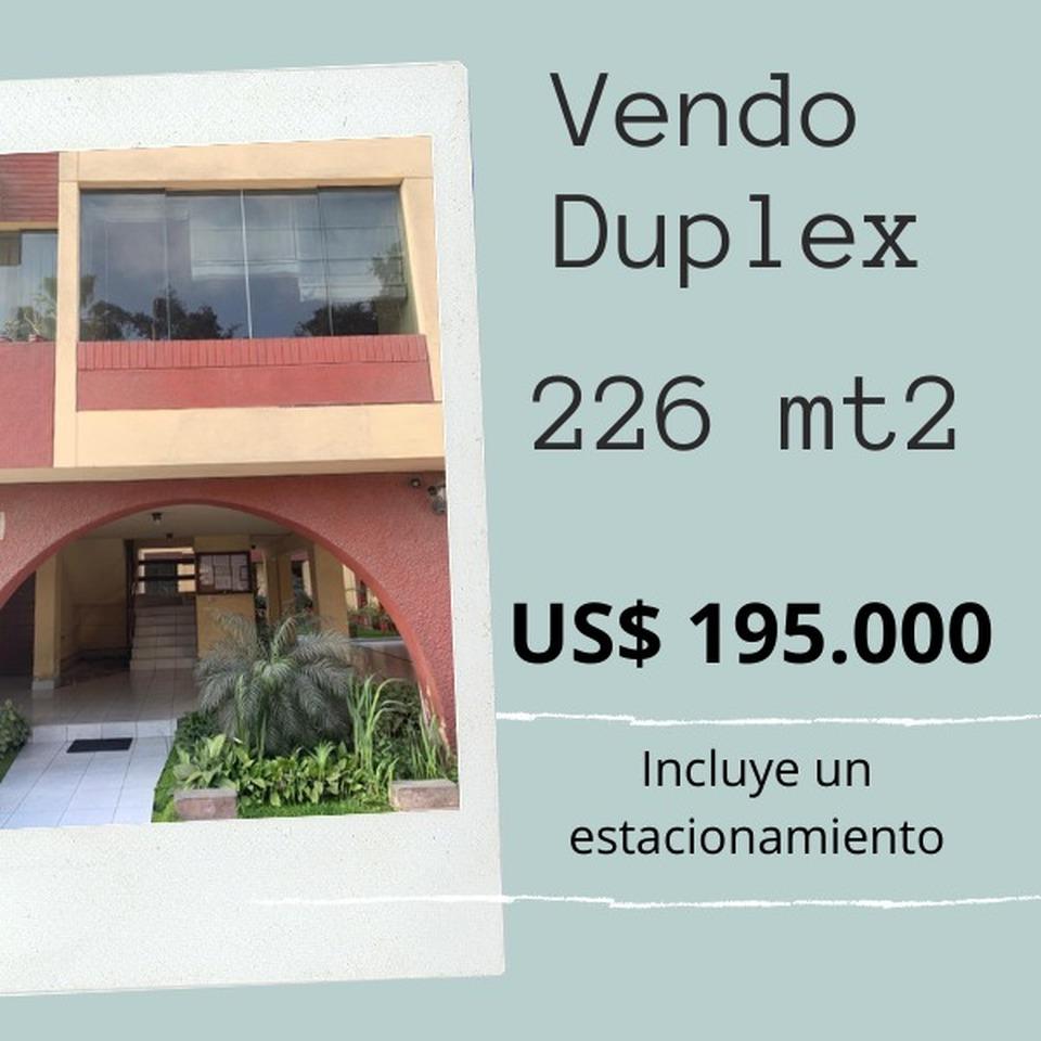 Venta de Departamento en Santiago De Surco, Lima con 6 dormitorios