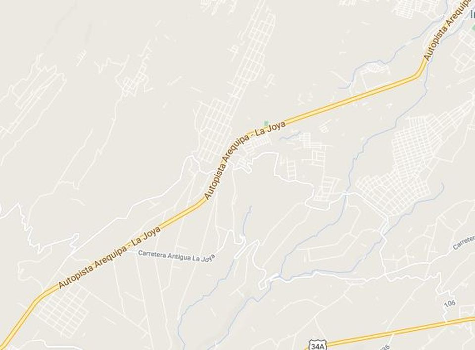 Venta de Terreno en La Joya, Arequipa 1500m2 area total