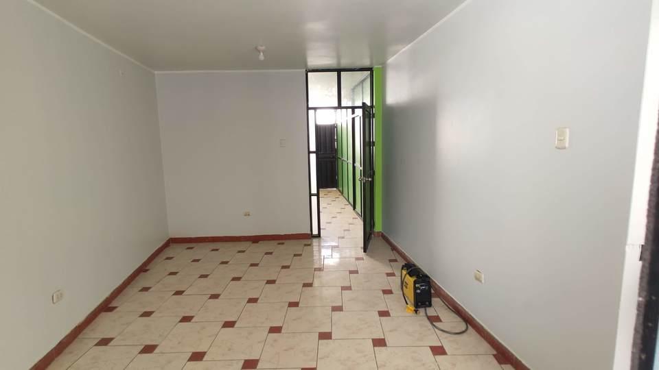 Alquiler de Departamento en Moquegua 55m2 area total estado Preventa entrega inmediata