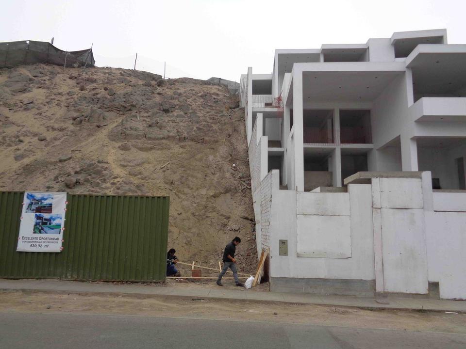 Venta de Terreno en La Molina, Lima 639m2 area total - vista principal