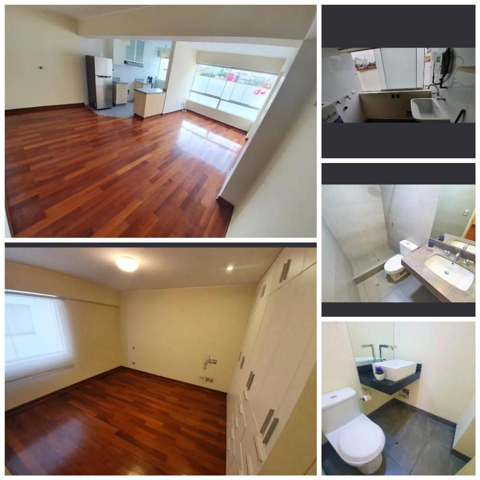 Alquiler de Departamento en Surco, Lima con 1 dormitorio