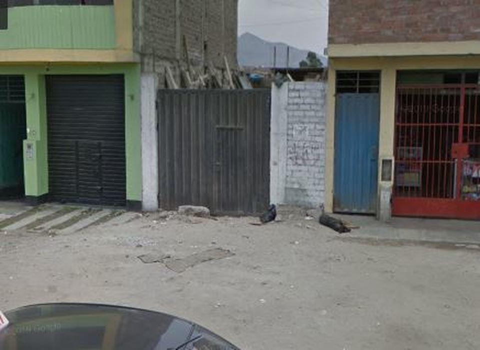 Venta de Terreno en Villa El Salvador, Lima 108m2 area total