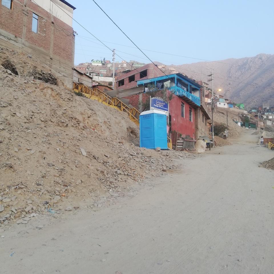 Venta de Terreno en Ate, Lima 111m2 area total