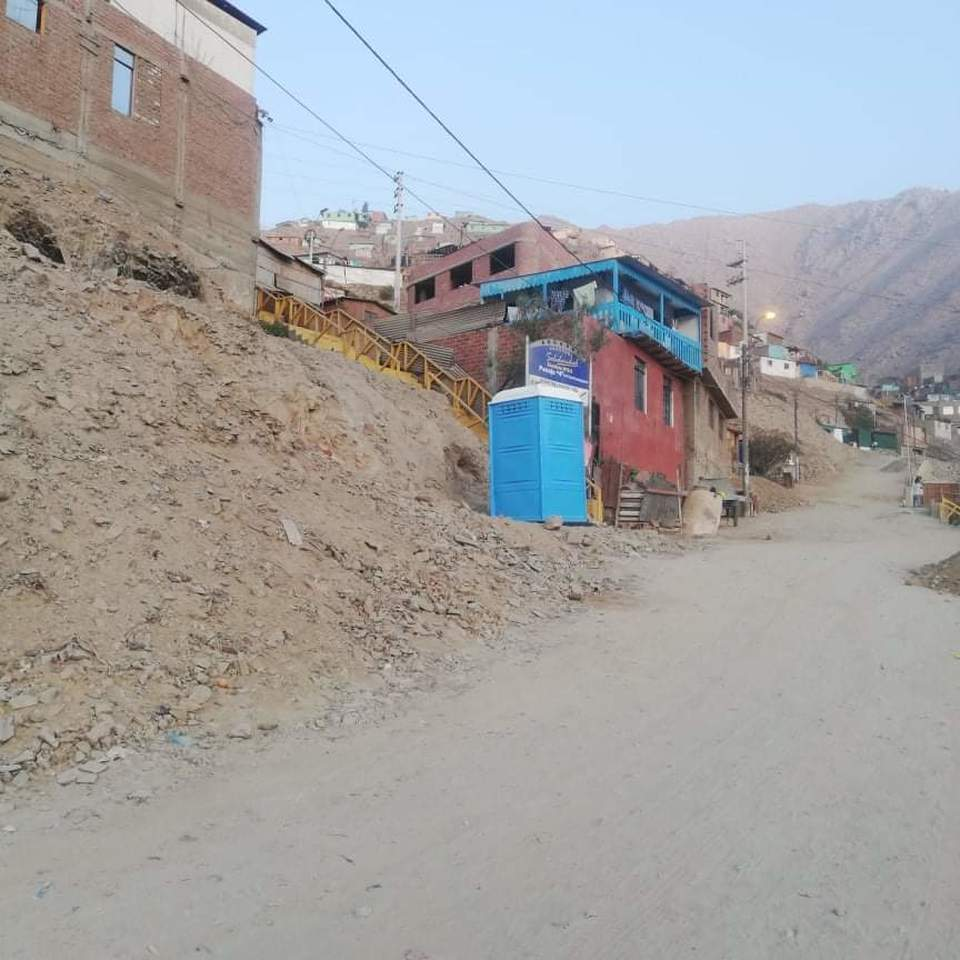 Venta de Terreno en Ate, Lima - vista principal